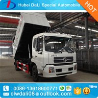 10 wheels 8 ton dump tipper truck from China hot sale