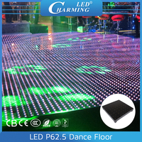 Starlit illuminated led interactive dance floor