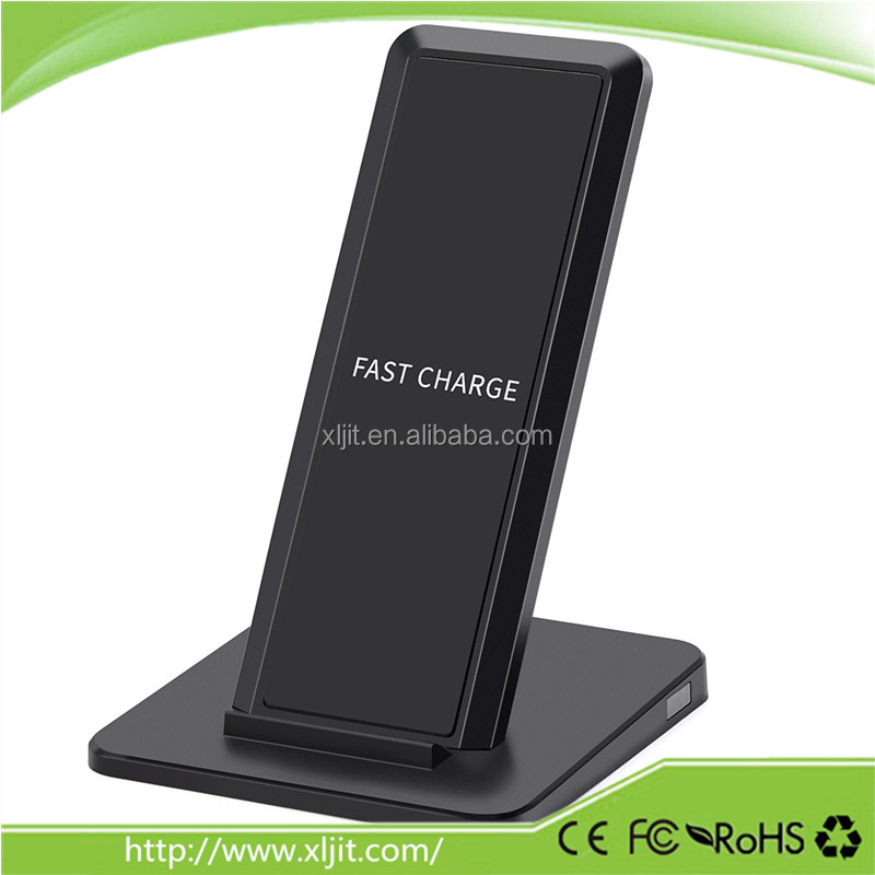 Quick Qi Wireless Charging Pad Fast Charger for Samsung Galaxy S7