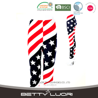 Competitive Price ladies womens girls hot sex images photo us flag leggings