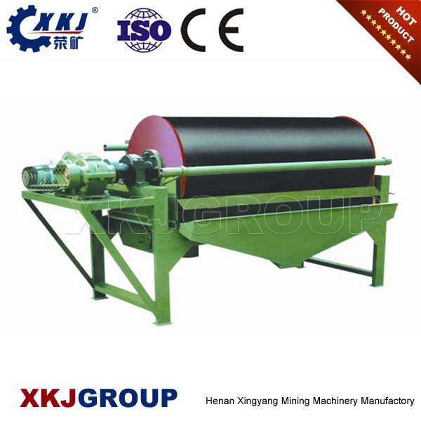 Hematite Iron Ore Dressing / Benefication/ Selecting Magnetic Separator Price