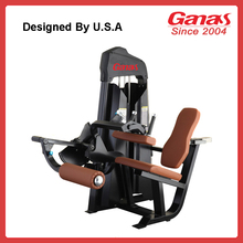 Most famous muscle training leg curl gym machine