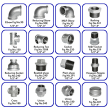 All type stainless steel brass ppr aluminum hydraulic elbow pipe fittings