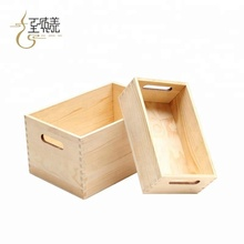 Reliable quality cheap wooden crates for sale