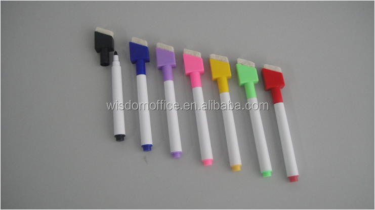 Colorful refill ink liquid whiteboard marker