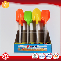 High quality children beach activity PP shovel colorful set sand toy