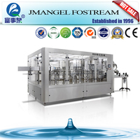 Machine manufacturer complete bottle water equipment