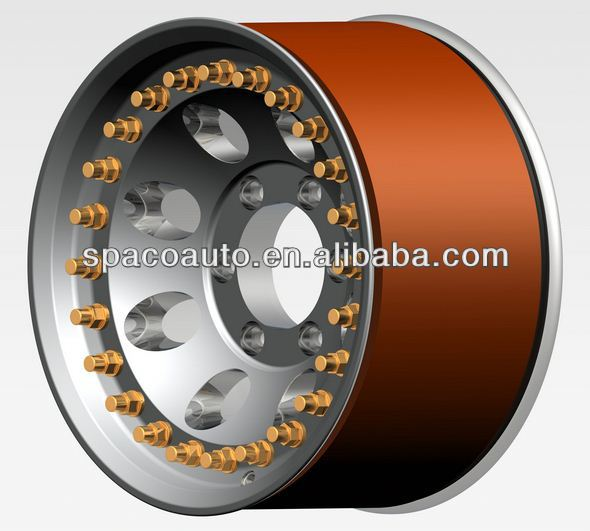 Hot small spoke wheels new design style