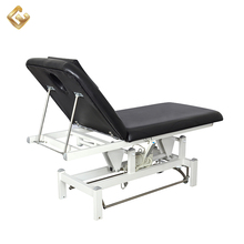 Custom adjustable electric facial bed portable beauty salon with pillow
