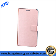 New Arrival Korean Style Smooth Genuine Leather Wallet Case For Samsung Galaxy Note 3 With Credit Card Slot.