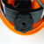 HDPE construction safety helmet