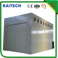 spray booth from china supplier kaitai brand