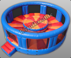 Inflatable Rock And Roll Jousting, Inflatable Jousting Games