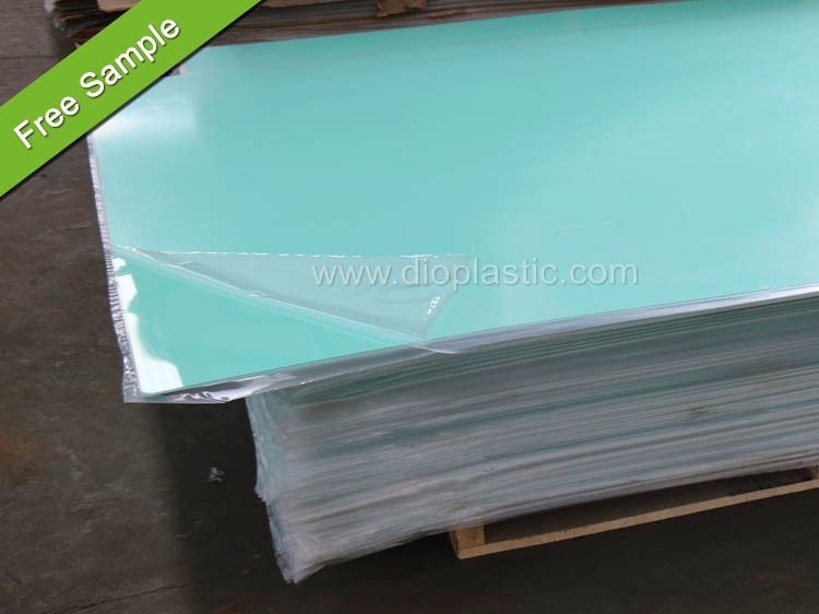 High gloss flexible wholesale 12mm cheap multi colored for Custom craft laminate sheets