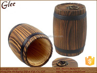 Small Fir Wood Sundries Container from China