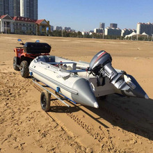 small fishing boat cheap inflatable boat with outboard motor