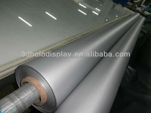 Quality Roll 3D Projection Screen/3D Silver Screen Fabric/Front Projector Screen Material