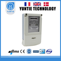 Single phase register display Electricity Energy Meter