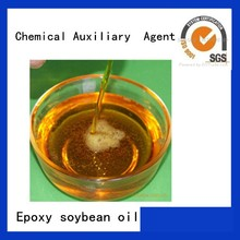chemical auxiliary agent/Plasticizer/stabilizer/DOP replacement/Pvc stabilizer/Epoxidized soybean oil