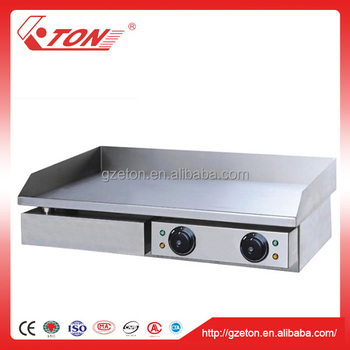 Factory Direct Sell Electric Cast Iron Griddle Price