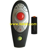 Anyctrl 2.4G RF Wireless Presenter with Trackball. Laser pointer for PPT, Medical device, billboard, Multimedia center.