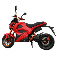 Japan Gold Supplier 1500W Full Size Electric Motorcycle