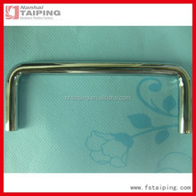 "4"" rack handle/drawer puller in chrome plated"