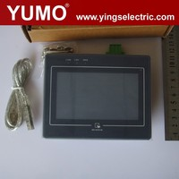 MT6050i touch screen display 4.3 inch cheap hmi panel integrated plc and hmi (Human Machine Interface)