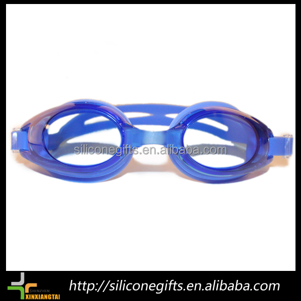 anti fog ultraviolet proof silicone new brand swimming goggles
