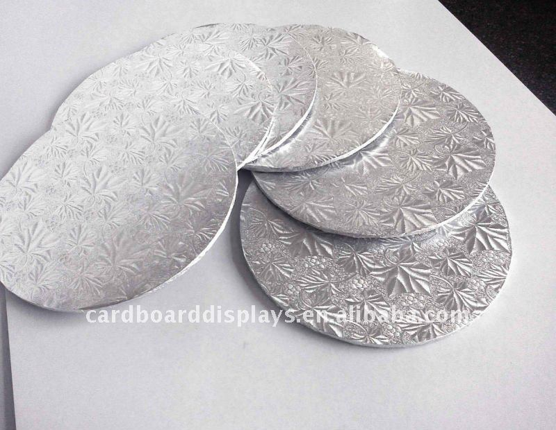 heavy duty corrugated cake board
