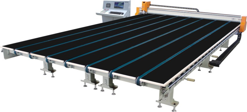 CNC Glass Cutting Machine/Air Float Glass Cutting Table