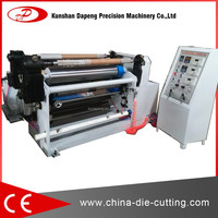 Center Surface Coiling Slitting Rewinding Machine for CPP film