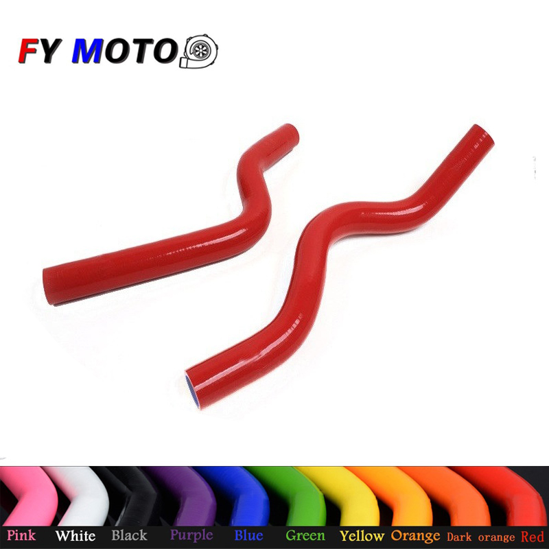 SILICONE RADIATOR HOSE For MITSUBISHI ECLIPSE DSM 4G63T 1G 90-94 GSX GS