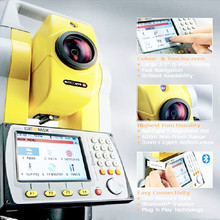 Made in CHINA Windows CE Color Touch Screen Zoom 30 pro series Bluetooth types of total station,meter