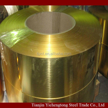 Brass Strip / Brass Coil / Brass Tape C2680 C2600 C2800