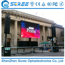 Outdoor party proms video <strong>led</strong> <strong>display</strong> rental p4 P3.91 p4.81 p5 p6
