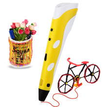 V2 generation 3d printing pen kids 3D pen for primary school education purpose