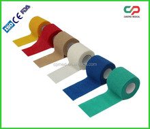 Easy Tear Nonwoven Cohesive Tape for Horse Care