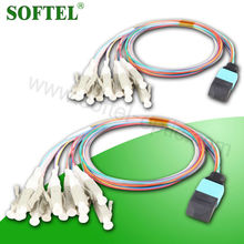 [Skype: softel009]High quality mpo to lc or sc cable/mpo jumper/mpo trunk