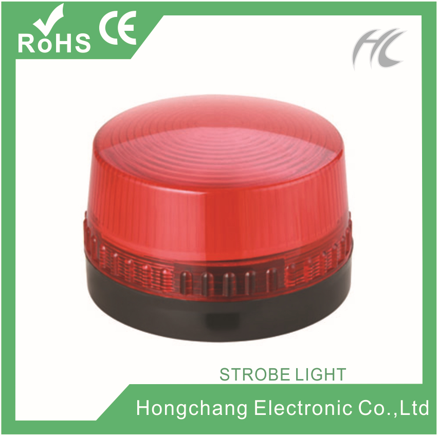 Cheap Led Strobe light red siren light HC-L1 ,monitored alarm.