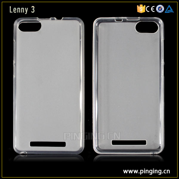 Factory Price Wholesale Pudding Gel Case For Wiko Lenny 3 TPU Cover