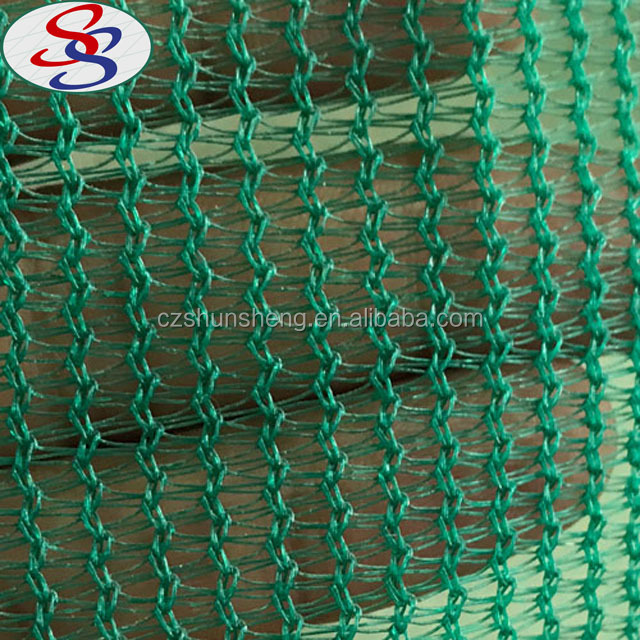 HDPE construction scaffolding debris safety net