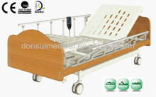 Wooden Hospital Home Care Electric Bed For Elderly