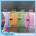 Clear Plastic Box Wholesale For Galaxy S3 Cover