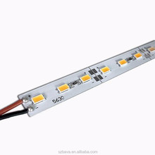 High brightness DC12V 2835 5050 5630smd aluminum led strip bar light