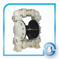 Air operated oil pump with PTFE diaphragm for graco airless painting pump