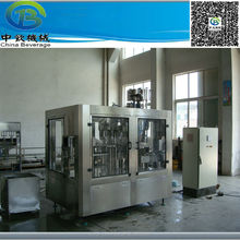 aseptic bottled water filling machine