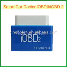 100% Original XTOOL iOBD2 BT For Andriod OBDII/EOBDII Code Reader communicate with Mobile phone by Bluetooth