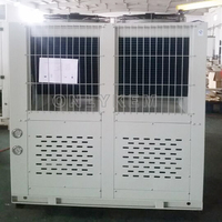 Split-type semi-hermetic box type condensing unit