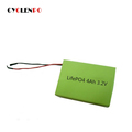 Factory price China manufacturing 3.2V 4Ah LiFePO4 rechargeable battery pack for Electric Scooter/Motorcycles